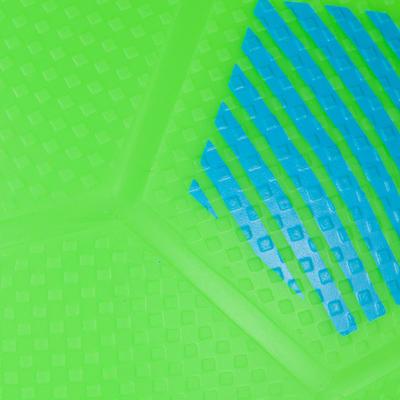 Міні-м'яч футбольний Sunny 300, розмір 1 - Зелений/Синій