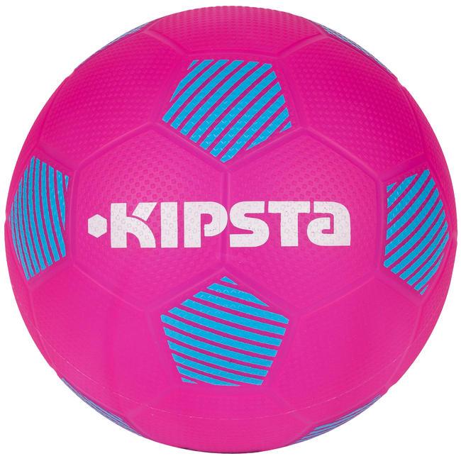 Size 1 Mini Football Sunny 300 - Pink/Blue
