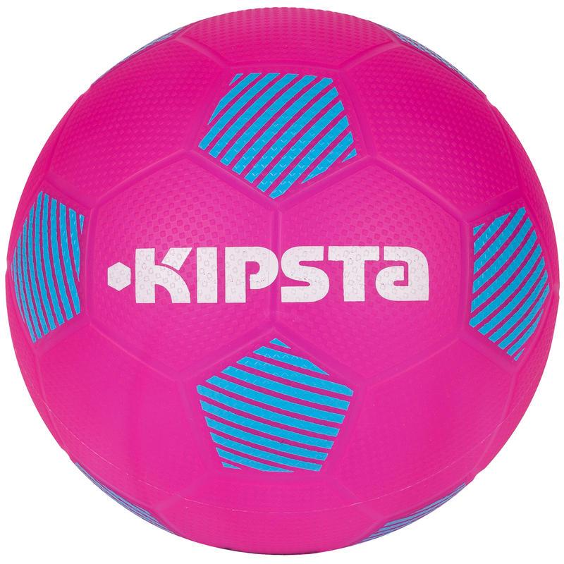 Size 1 Mini Football Sunny 300 - Pink/Blue