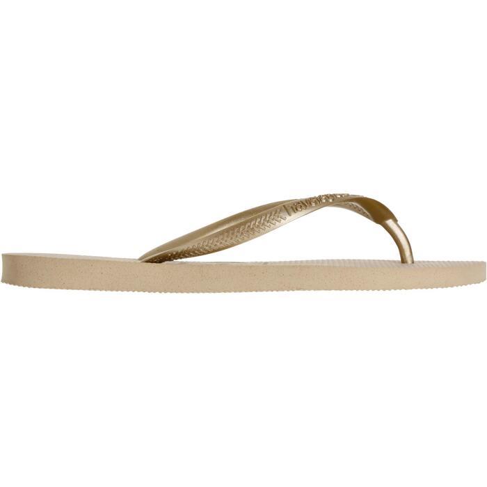 Havaianas Dames Slippers Slim beige