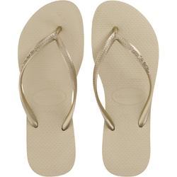 Slippers Havaianas Slim beige - 695997
