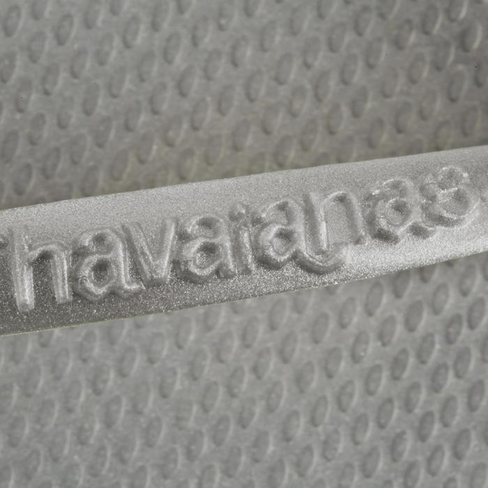 Damesslippers Havaianas Slim grijs