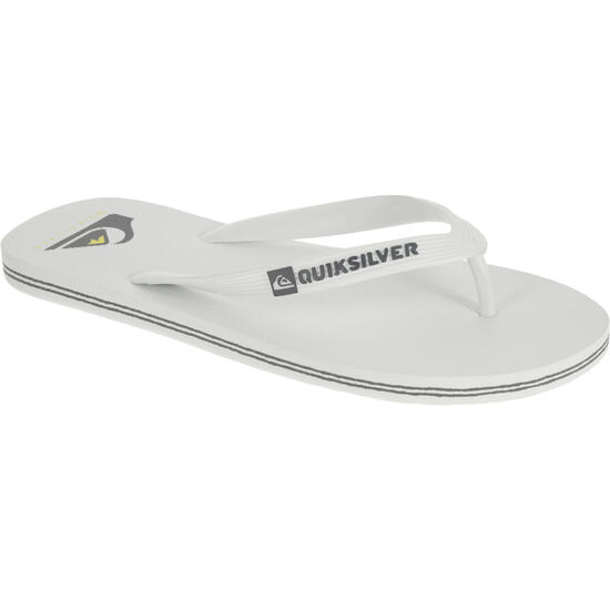 Herenslippers Quiksilver Wave M wit Opeco 16 - 696200