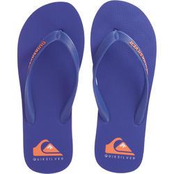 Herenslippers Quiksilver Wave M blauw Opeco 16 - 696202