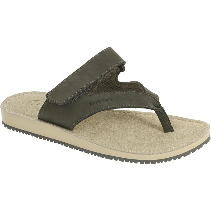 CHANCLAS Mujer TO 900 Piel Gris