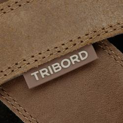 Men's FLIP-FLOPS SLAP 950 Brown Leather