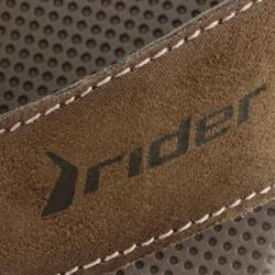 Herenslippers Rider Mali bruin - 696331