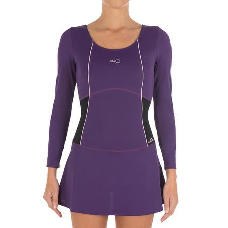 1p audrey sleeves purple