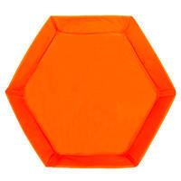 Petite piscine enfant TIDIPOOL DE BASE orange