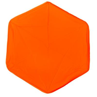 Piscinette pliable enfant TIDIPOOL BASIC orange
