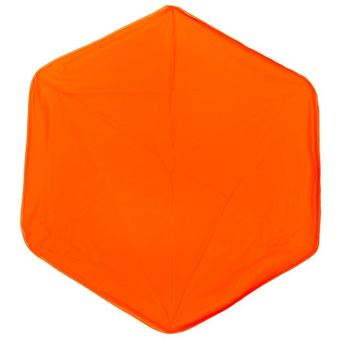 Piscinette enfant TIDIPOOL BASIC orange