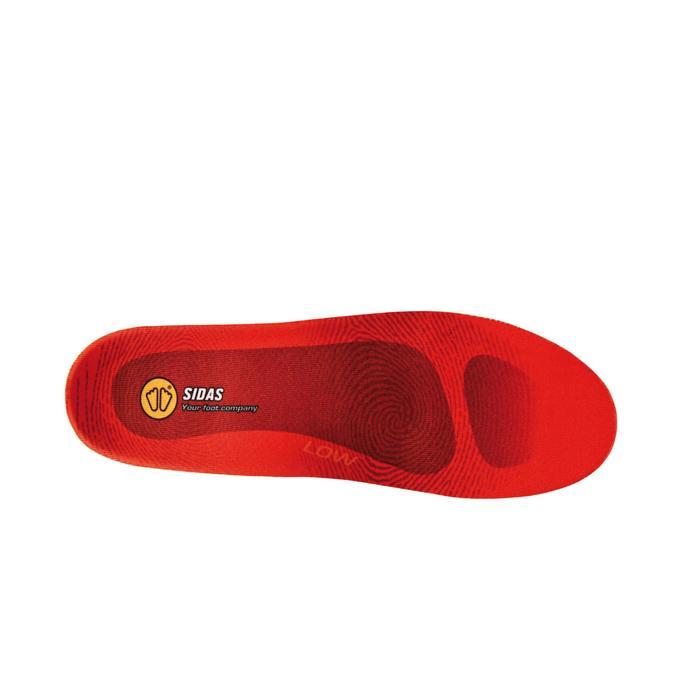 Einlegesohlen Skischuhe für schwache Fußwölbung Low