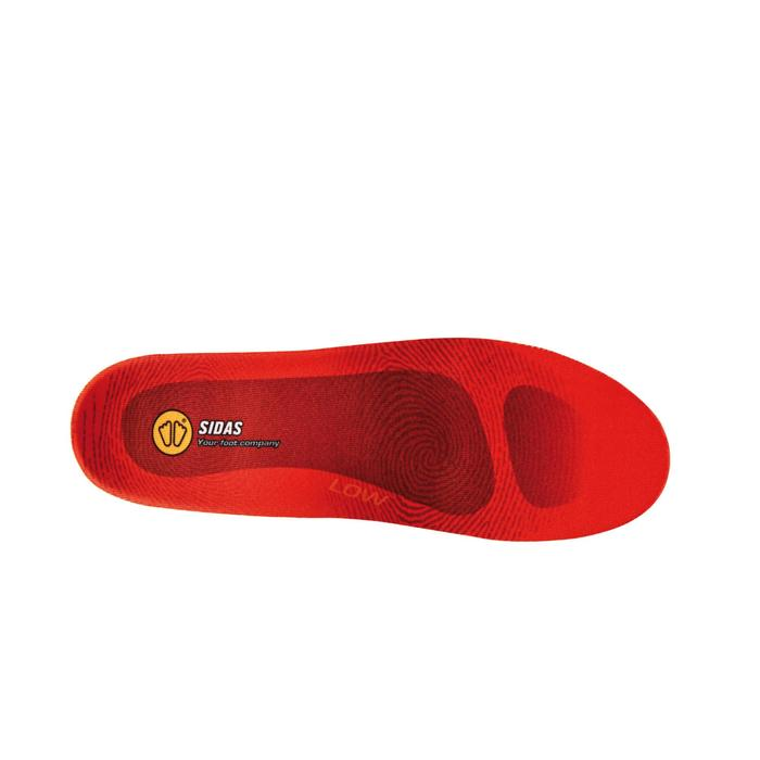 Plantillas cálidas para botas de esquí arco del pie bajo