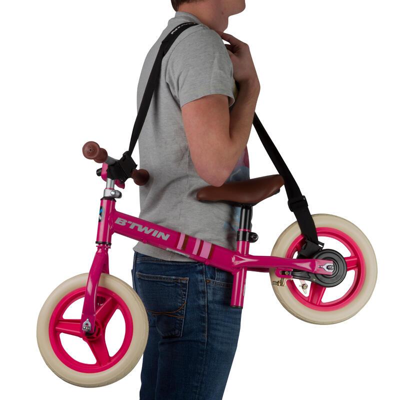 Kids' Bike Carrier Strap - Black