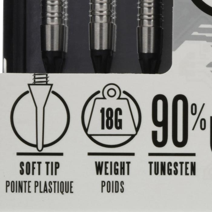 Dartpfeile Ariane 900 Softdart 3 Pfeile Kunststoffspitze