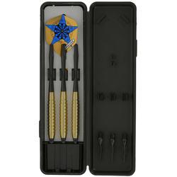 3 dartpijltjes Falcon 300, plastic punt - 697418
