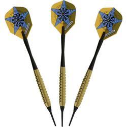 3 Falcon 300 Electronic Dartboard Darts