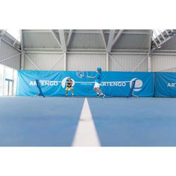 Tennisnet 5 meter.