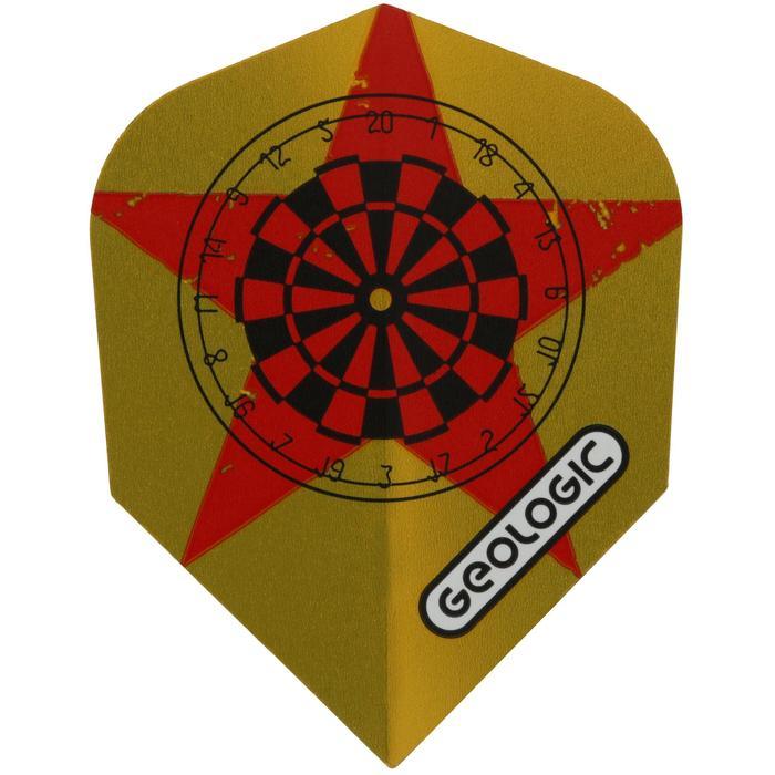 3 DARDOS PUNTAS ACERO FALCON 300