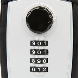 Sleutelsafe met beugel voor autosleutels
