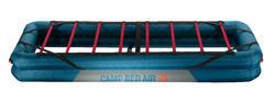Opblaasbaar veldbed Camp Bed Air 70 blauw - 697727