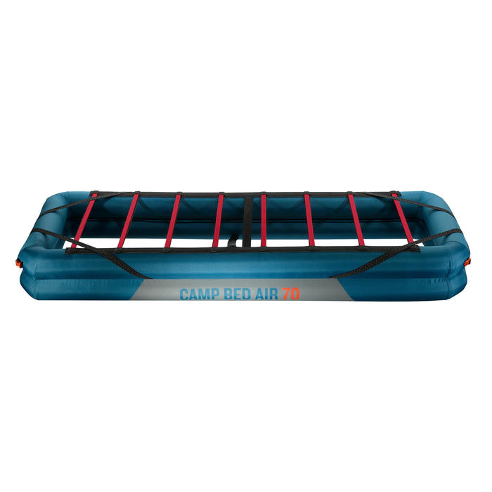 Sommier lit de camp gonflable CAMP BED AIR 70   1 pers. - 697727