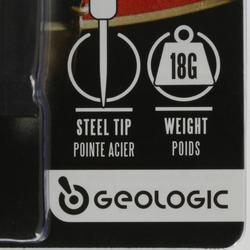 Dartpijlen Vostok 200 steel tip - 697757