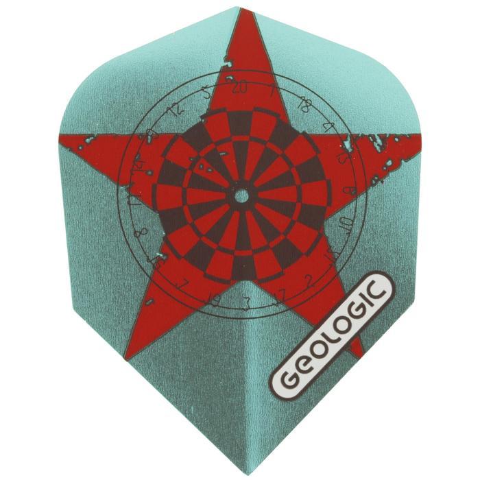 3 PLUMES STANDARD STAR VERT - 697780