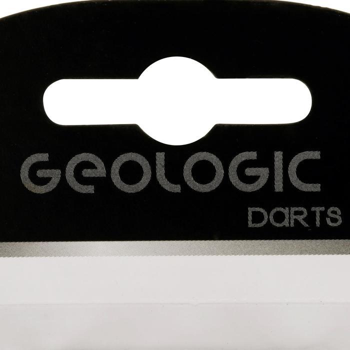 Dart shafts nylon zwart - 697805