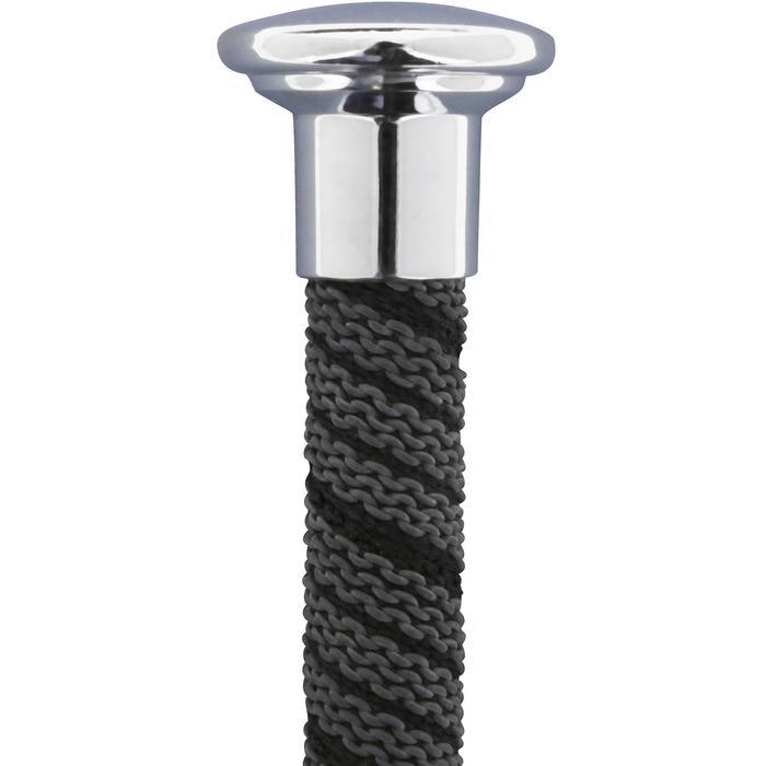 Cravache équitation CLASSIC noir - 65 cm - 697813