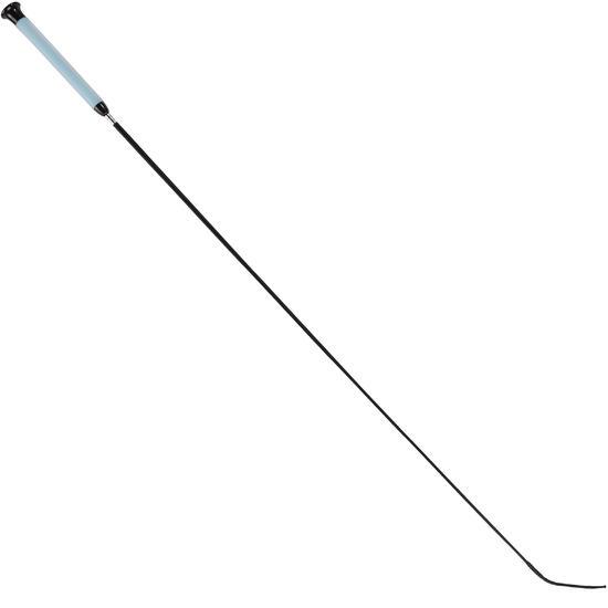 Dressuurzweep voor ruitersport Gel 110 cm hemelsblauw - 697868