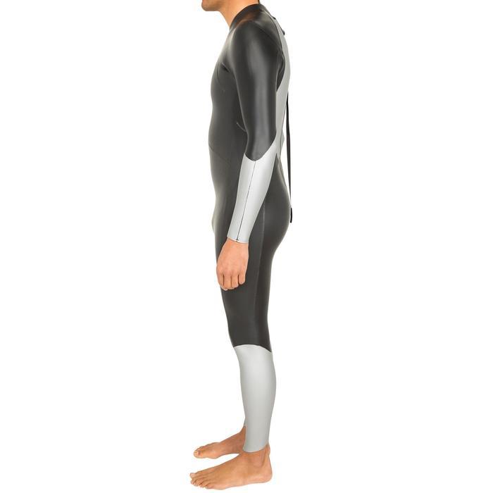 Combinaison de natation néoprène nage en eau libre OWS550 4/3mm homme - 697951