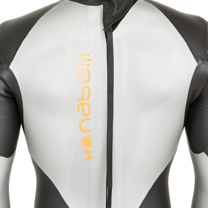 Combinaison de natation néoprène nage en eau libre OWS550 4/3mm homme - 697958