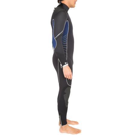 SUBEA+ modular SCD 900 Men's 5.5 mm full SCUBA diving wetsuit