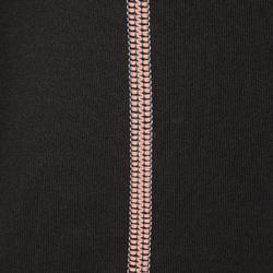 Thermische en uv-werende rashguard 900 met lange mouwen voor dames zwart - 698155