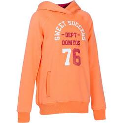 Warme gym hoodie voor meisjes - 699171