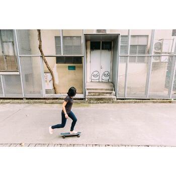 Cruiser Skateboard YAMBA BOIS Classic - 699331