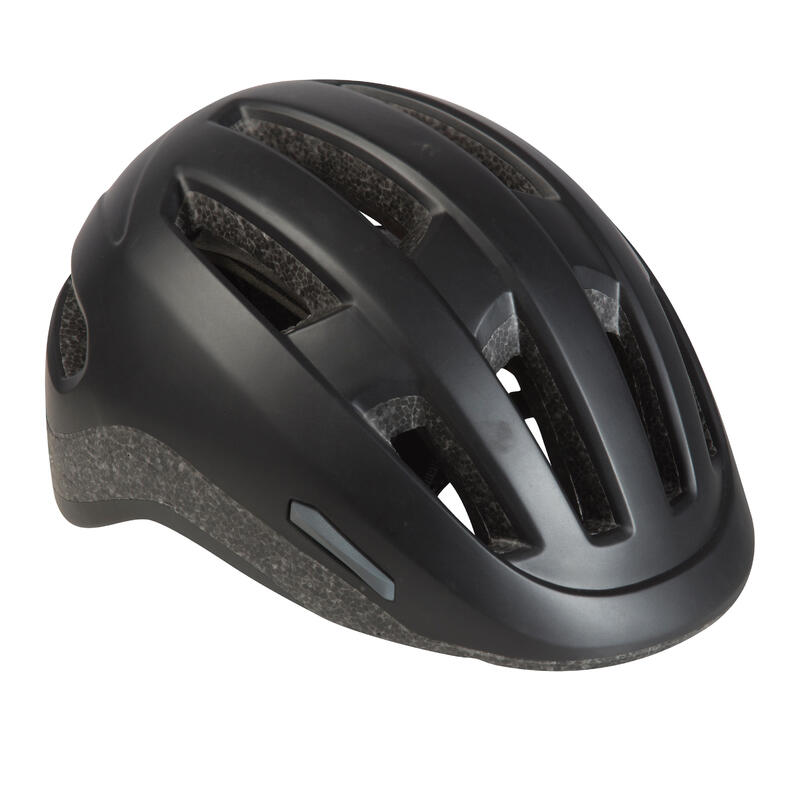 Şehir Bisikleti Kaskı - Siyah - 500