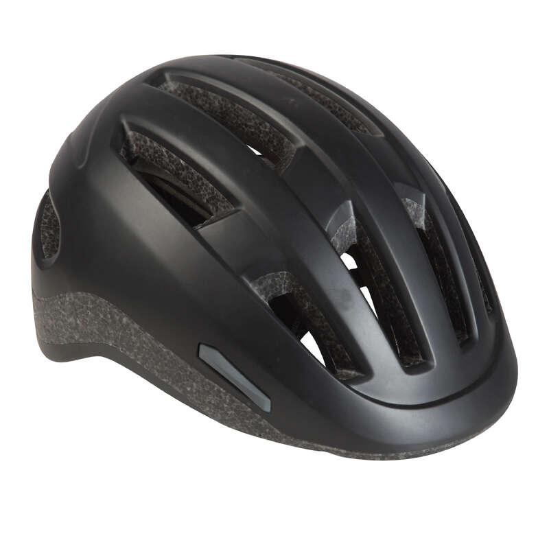 Шлемы городские Велоспорт - Велошлем Ville 500  BTWIN - Экипировка