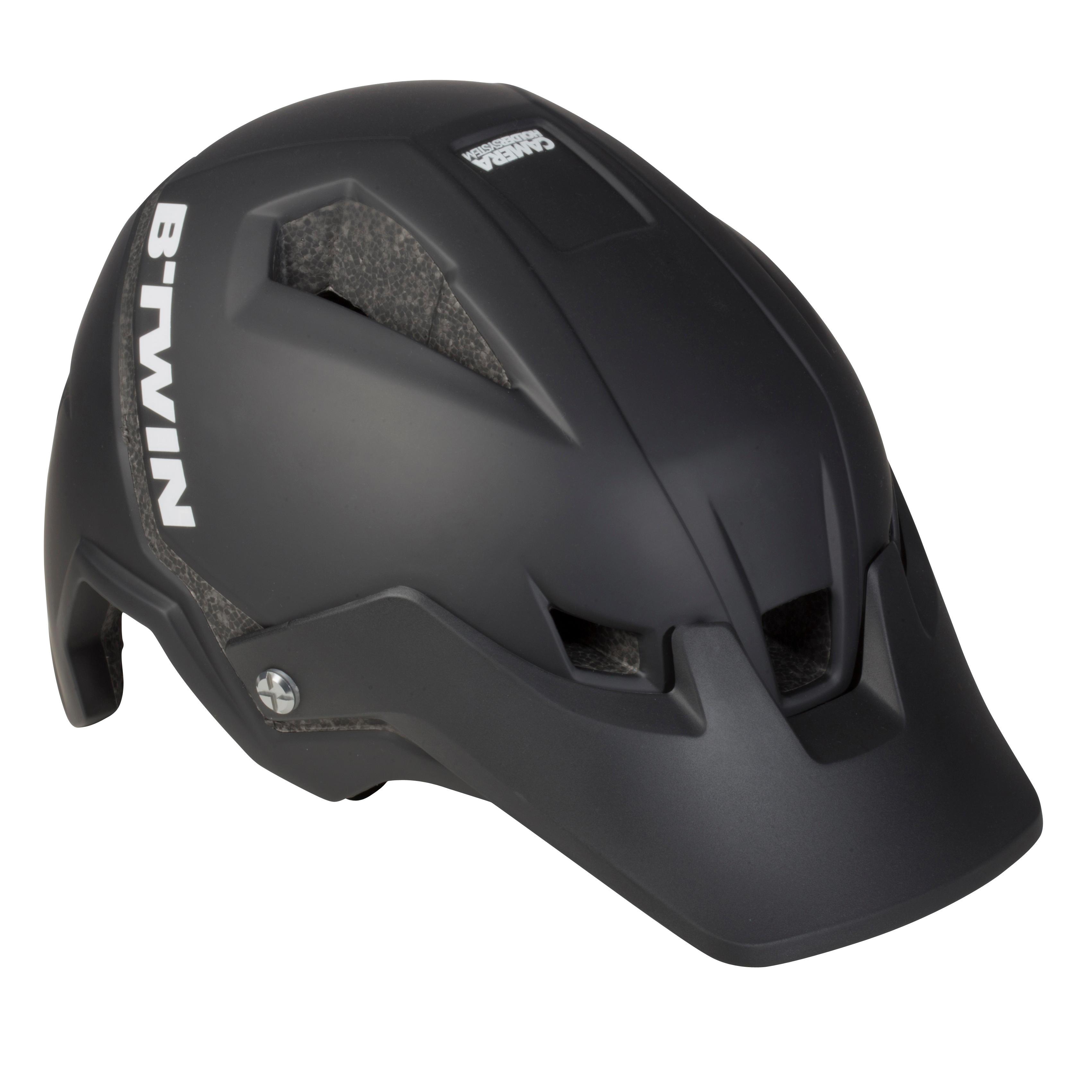 900 Mountain Bike Helmet - Black