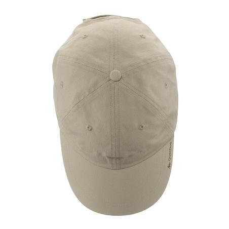 Hiking cap 100 Beige