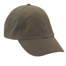 Hiking cap 100 Khaki