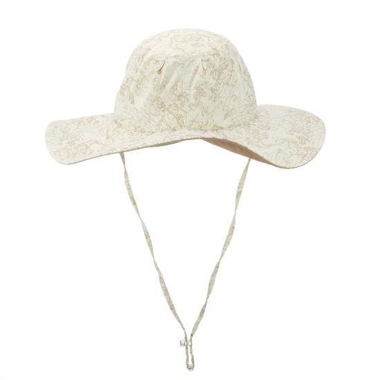 UV-werende hoed 500 voor wandeltochten, damesmodel - 700161