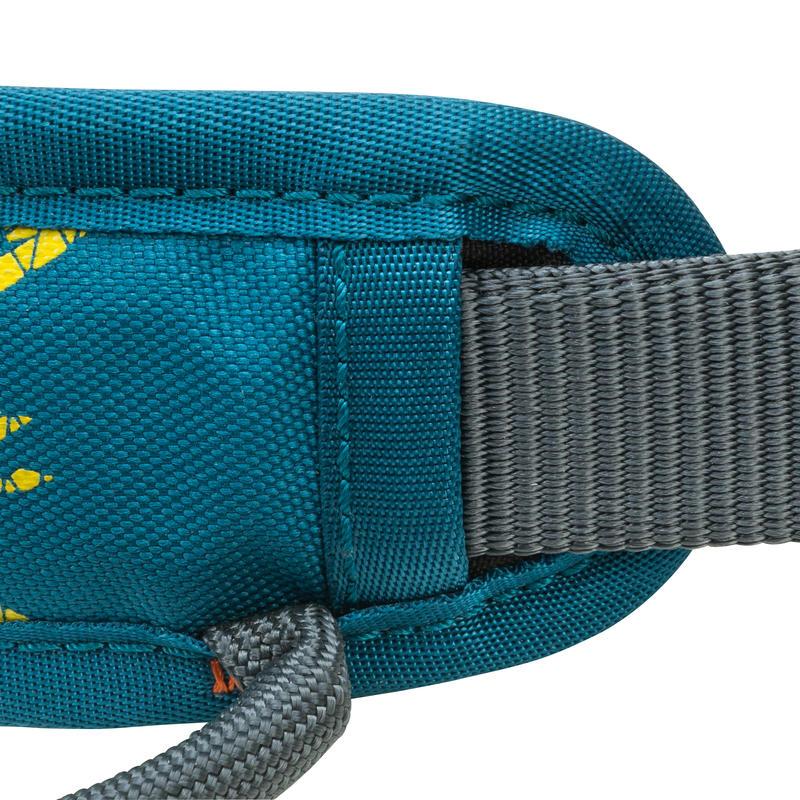 สายรัดนิรภัยสำหรับปีนผารุ่น EASY 3 (สีฟ้า)