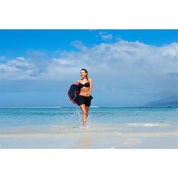 Push-up bikini top met padding Elena zwart