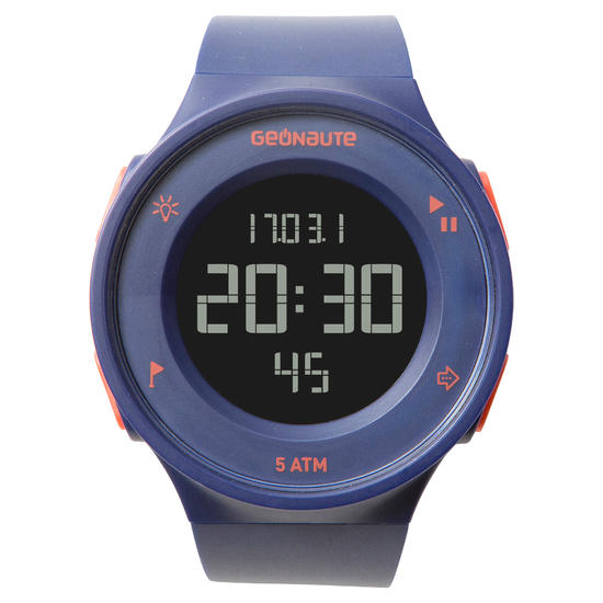 Sporthorloge heren met timer W500 M SWIP - 700332