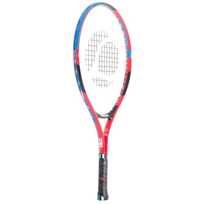 TR130 21 Kids' Tennis Racket - Red - 700362