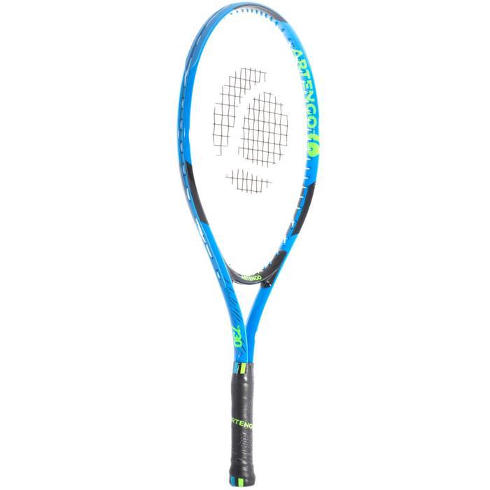 TR130 23 Girls' Tennis Racket - White/Pink - 700367