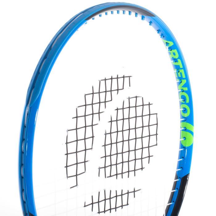 TR130 23 Girls' Tennis Racket - White/Pink - 700374