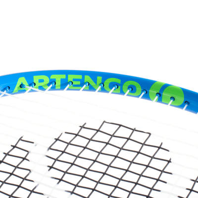 مضرب تنس ARTENGO TR700 مقاس 23 للأطفال – أزرق/أسود